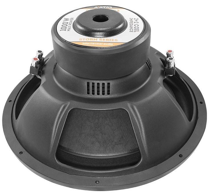 Купить Сабвуферные динамики AVATAR SST-2515D2 в интернет