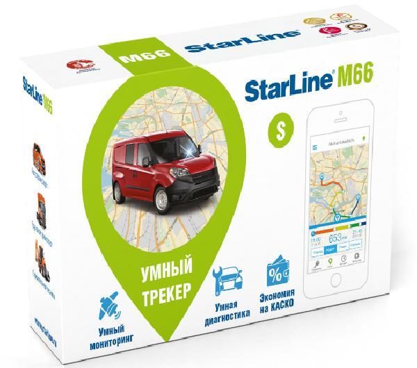 Трекер  StarLine M66-S