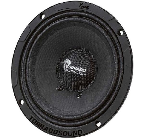 Акустика KICX Tornado Sound 6.5М (8 Ohm)