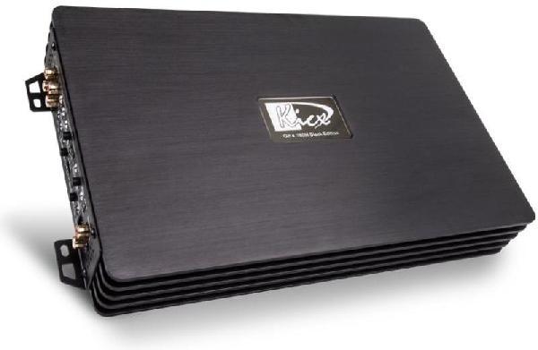 фото: KICX QS 4.160М Black Edition