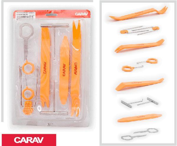 Набор инструментов для демонтажа CARAV IT-11