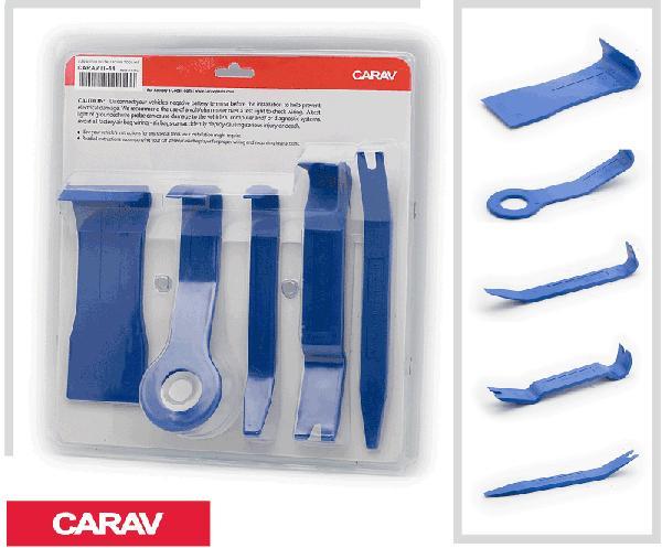 Набор инструментов для демонтажа CARAV IT-44