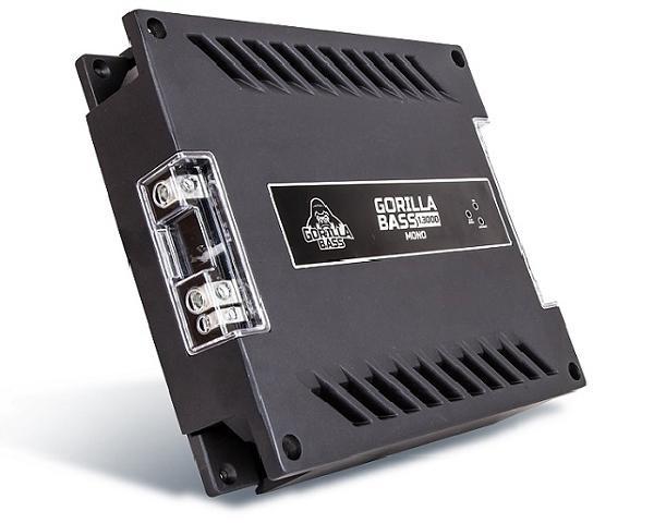 Усилитель KICX Gorilla Bass 1.3000 Mono