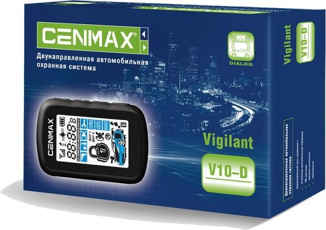 Cenmax VIGILANT V-10 D