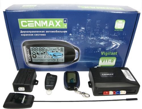 Cenmax VIGILANT V-11 D