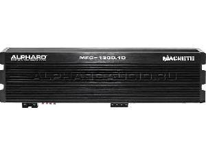 фото: Alphard Machete MFC-1300.1D