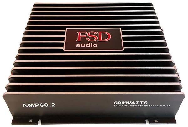 Усилитель FSD audio AMP 60.2