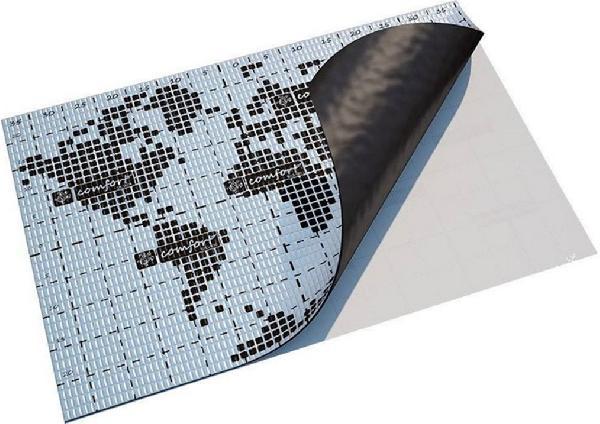 Вибродемфирующий материал Comfort Silver S3