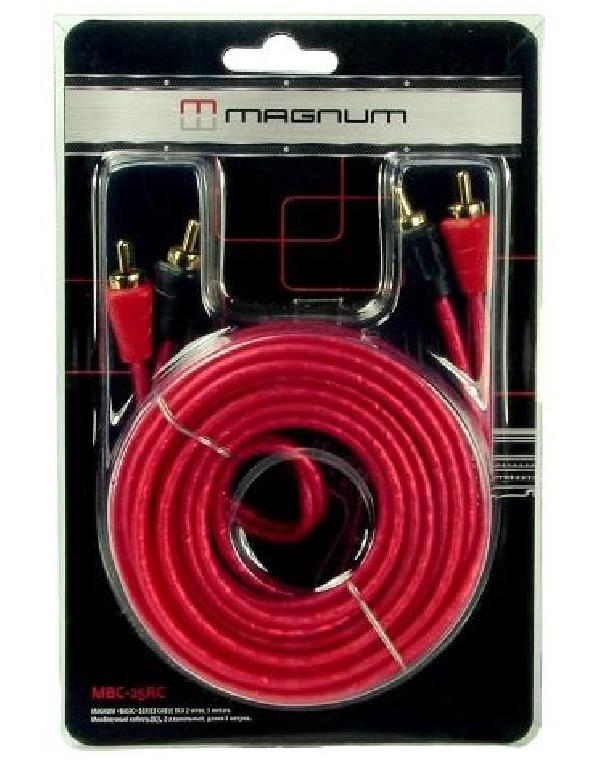 Межблочный кабель MAGNUM MBC-25RC