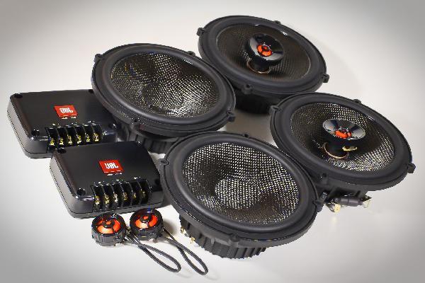 Компонентная акустика JBL CLUB 605CSQ