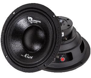 Акустика KICX Tornado Sound 6.5BP (4 Ohm)