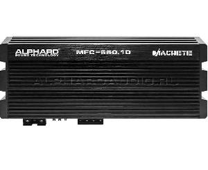 фото: Alphard Machete MFC-650.1D