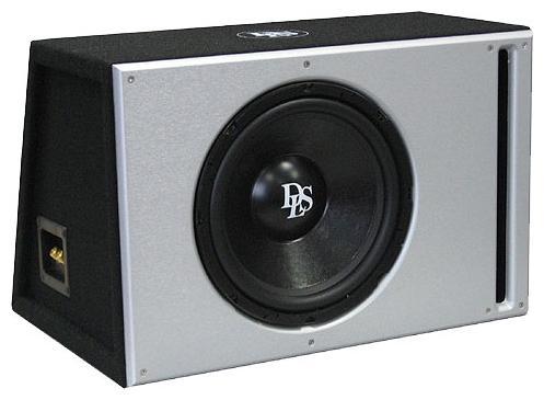 DLS W310B in vented box