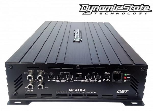 Усилитель Dynamic State CA -210.2 CUSTOM Series