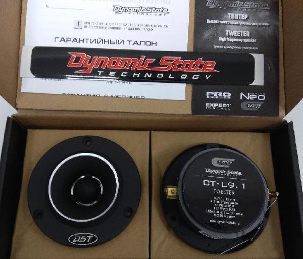Акустика Dynamic State CT-L9.1 CUSTOM Series