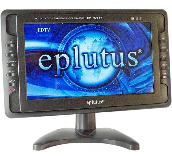 Телевизор Eplutus EP-101T Black