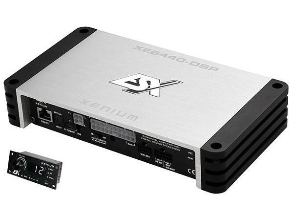 Усилитель с процессором ESX XE6440-DSP