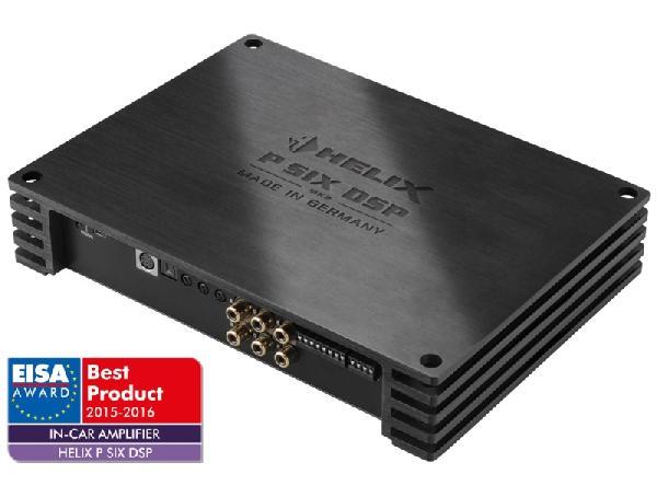 Усилитель с процессором Helix P Six DSP mk2