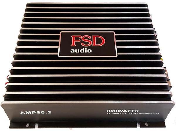 Усилитель FSD audio AMP 80.2