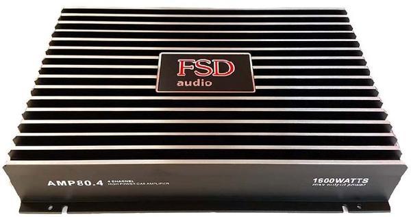 FSD audio AMP 80.4