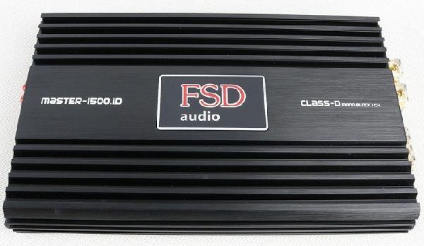 Усилитель FSD audio Master 1500.1D