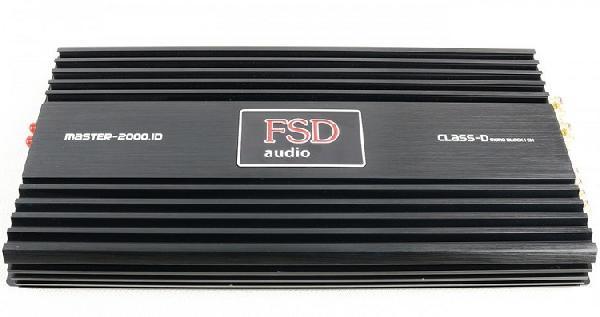 FSD audio Master 2000.1D
