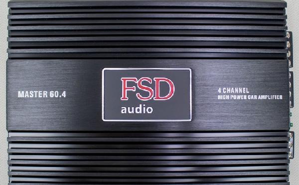 Усилитель FSD audio Master 60.4