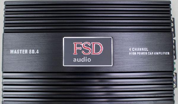 Усилитель FSD audio Master 80.4