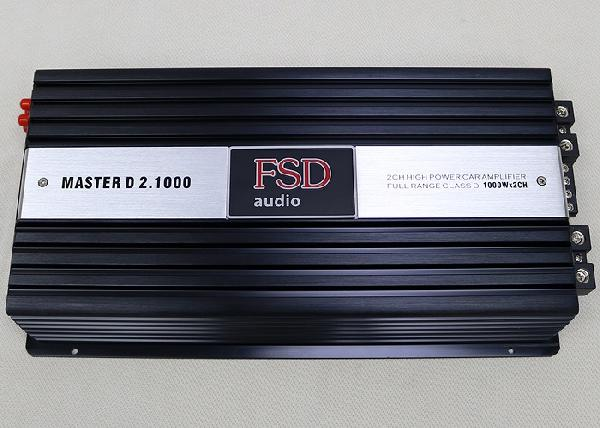 Усилитель FSD audio MASTER D2.1000