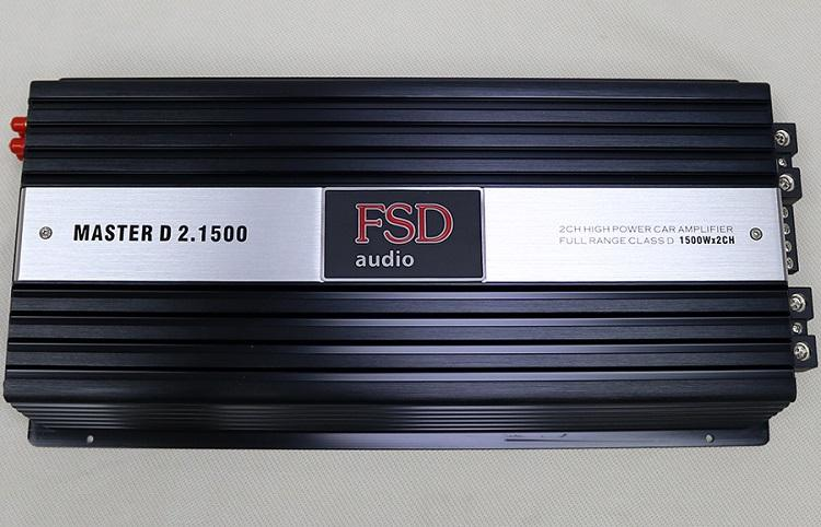 FSD audio MASTER D2.1500