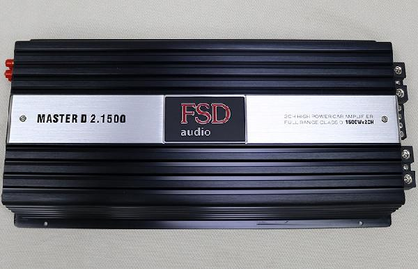 Усилитель FSD audio MASTER D2.1500
