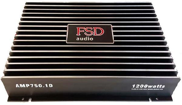 Усилитель FSD audio AMP 750.1D