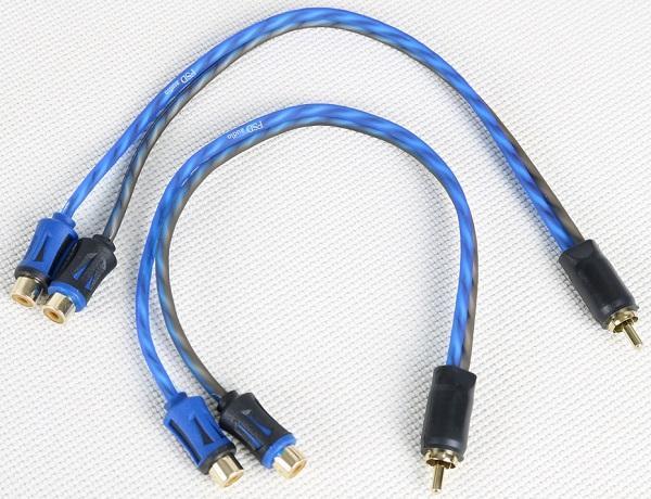 Межблочный кабель FSD audio SRCA-Y2F