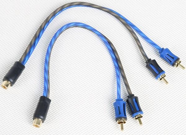 Межблочный кабель FSD audio SRCA-Y2M