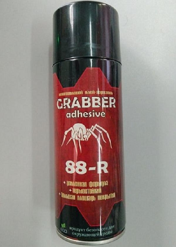 Клей-спрей Grabber 88-R