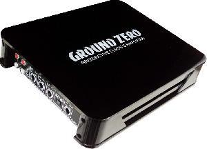 Усилитель GROUND ZERO GZRA 4.100 G
