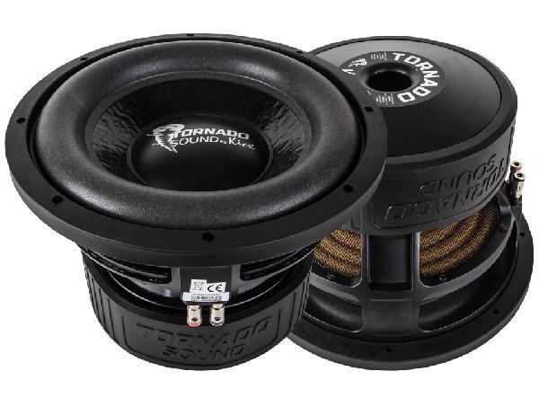 Сабвуфер KICX Tornado Sound 12 (2+2)