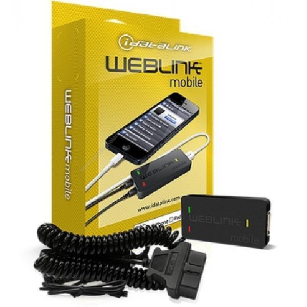 Программатор iDataLink WEBLINK-Mobile