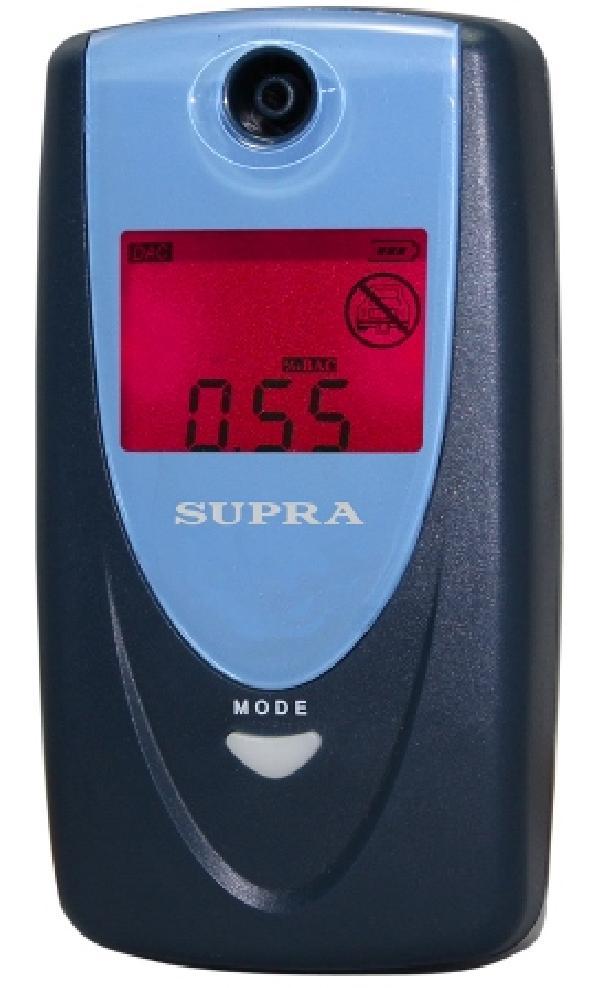 Алкотестер Supra ATS 250 blue