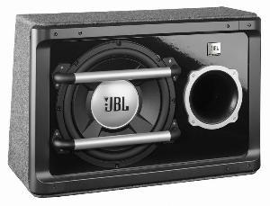 Сабвуфер JBL GTO-1214BR