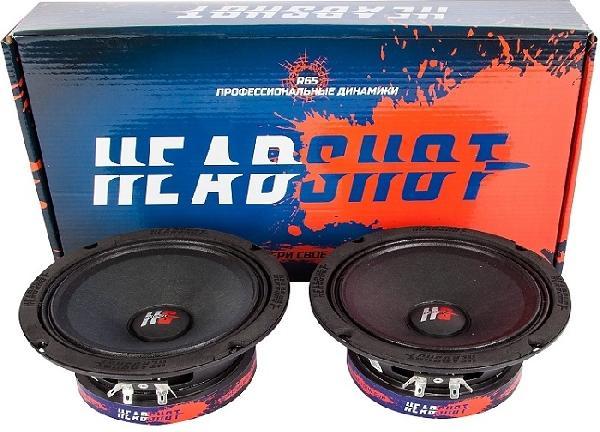Акустика KICX HeadShot R65