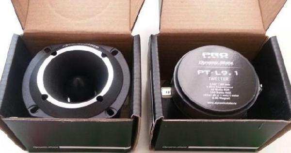 Акустика Dynamic State PT-L9.1 PRO Series