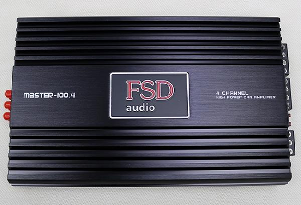Усилитель FSD audio Master 100.4