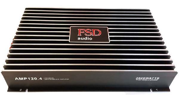 Усилитель FSD audio AMP 120.4