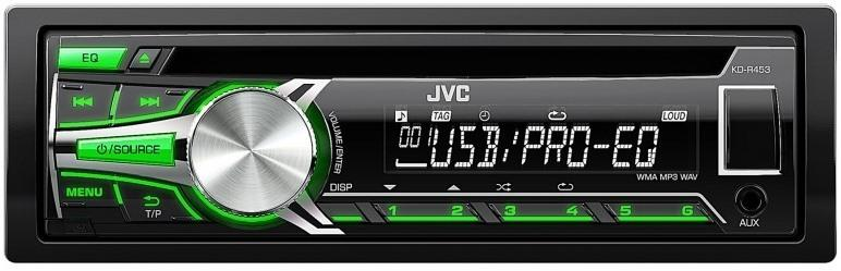 JVC KD-R453EY