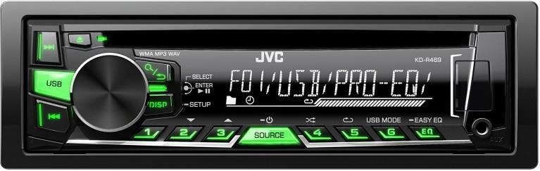 JVC KD-R469EY