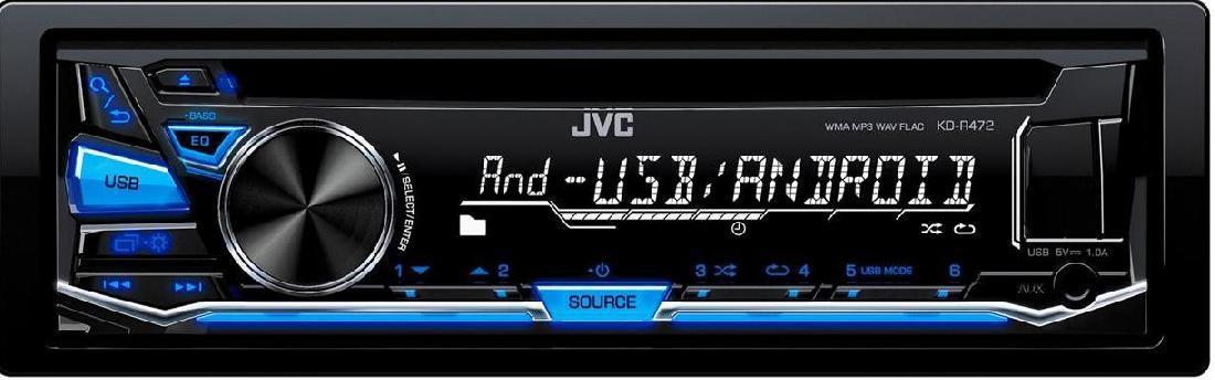 JVC KD-R472