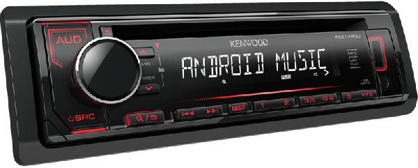 Автомагнитола Kenwood KDC-120UR