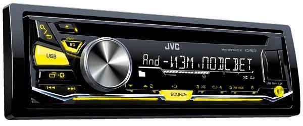 JVC KD-R577Q