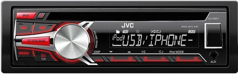 JVC KD-R651EY